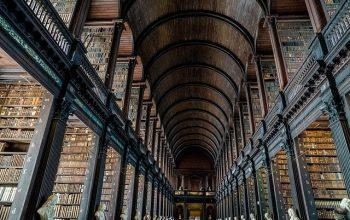 Library in Dublin